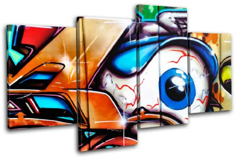 Eye Urban Decay Graffiti - 13-0017(00B)-MP04-LO
